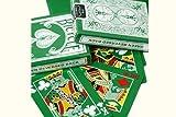 Mazzo BICYCLE Reverse - Verdi (US Playing Card Company)