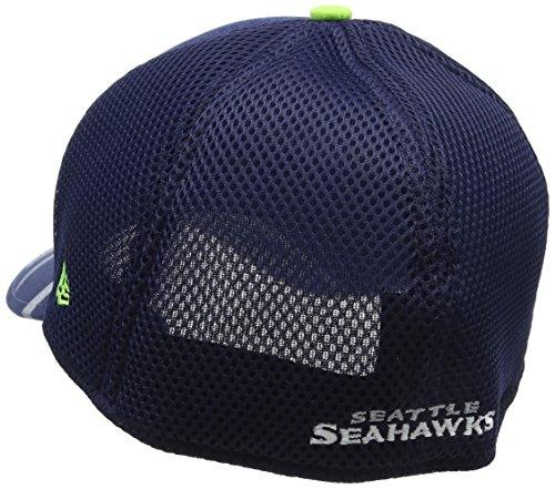 New Era Herren Caps / Flexfitted Cap NFL Offical On Stage New England Patriots blau (marineblau)