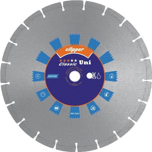 """Preisvergleich Produktbild Norton Clipper 70184626811 Diamanttrennscheibe """"Classic Uni"""", 300 x 20 mm"""