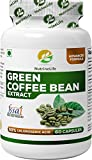 NutrineLife Pure Green Coffee Bean Extract Weight Loss for Men and Women 800mg - 60 Capsules (Pack of 1)