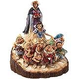 Enesco 4023573 - Figurillas decorativas con diseño disney tradition, 22 x 1,1 cm, color multicolor
