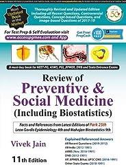 Review Of Preventive & Social Medicine (Including Biostatist