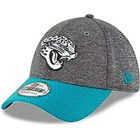 promo code 71228 8035a New Era 39Thirty Cap Sideline Graphite Jacksonville Jaguars