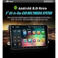 Radio erisin Car Stero es7818 V 9 Android 8.0 GPS 4 G TPMS Canbus para.