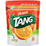 Tang Orange Drink Powder (Imported) Resealable Pouch, 500g