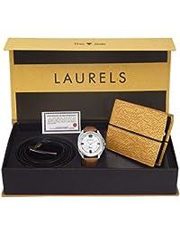 Laurels Watch Wallet and Belt Combo- Cp-Dip-301-TT-0602-Vt-0209