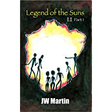Legend of the Suns (||:|| Book 1)