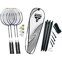 Talbot Torro Badminton Set 4-FIGHTER, Thermobag (2014)
