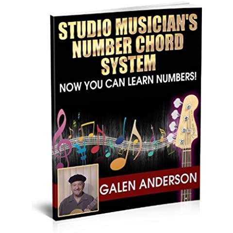 STUDIO MUSICIAN'S NUMBER CHORD SYSTEM (English