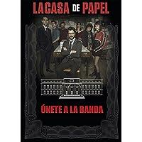 Instabuy Poster La Casa de Papel - La Maison de Papier (A) - Affiche - A3 (42x30 cm)