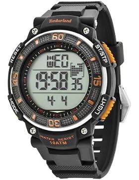 Timberland Herren-Armbanduhr XL Digital Quarz Plastik TBL.13554JPB/04