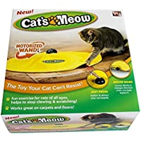 Cat's Meow Undercover Mouse Exercise Toy