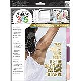 Me & My Big Ideas créer 365Happy Planning Extension de fitness