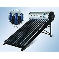 Calentador de agua solar (termosifón) para ACS, HEAT PIPE, depósito de 250