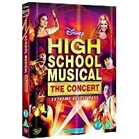 High School Musical - The Concert - Extreme Access Pass [Edizione: Regno Unito] [Edizione: Regno Unito] - Trova i prezzi più bassi su tvhomecinemaprezzi.eu