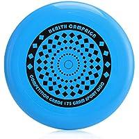 Harlls Ligero tamaño portátil 27 cm Ultimate Flying Disc niños Adultos Jugando al Aire Libre Juego platillo Volante Juguetes
