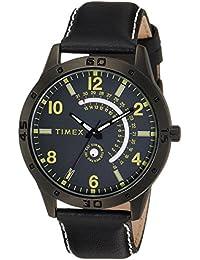 Timex Analog Black Dial Men's Watch - TW000U929