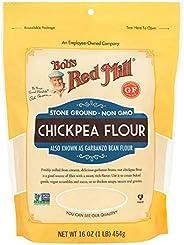 Bobs Red Mill Chickpea (Garbanzo Bean Flour), 16 oz