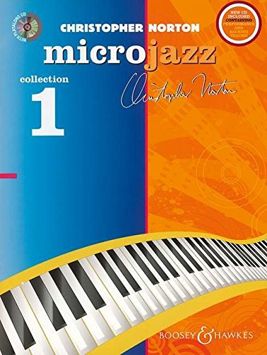 Microjazz Collection 1: Piano (Book & CD) par Christopher Norton