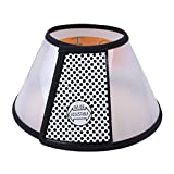 #9: AKC Elizabeth Collars/Healing Cones for Dogs in Various Sizes...Colours may vary (#2)