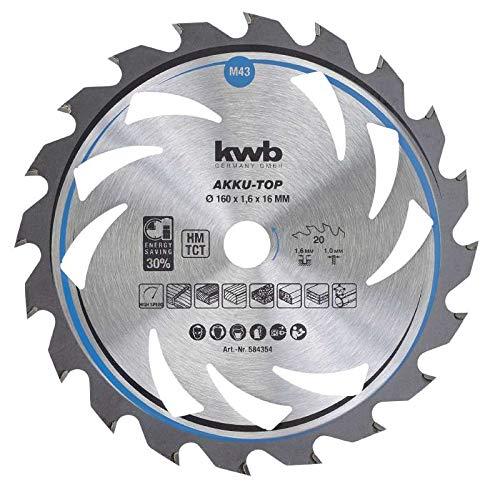 Kwb 584354 - Hoja sierra circular ahorro energético