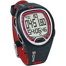 Sigma SC 6.12 Cronometro, Nero/Rosso