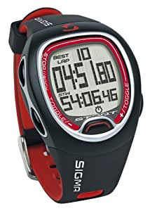 Sigma Sport Stopuhr SC 6.12, black, 26120: Amazon.de