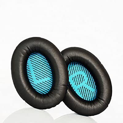 Replacement ear cushions for Bose Around-Ear 2 (AE2), Around-Ear 2 wireless (AE2w), SoundTrue Around-Ear (AE), SoundTrue Around-Ear 2 (AE2) and SoundLink Around-Ear 1 and 2 headphones - inexpensive UK light store.