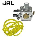 JRL Carburateur + tuayu d'essence pour Tron?onneuse STIHL 034 036 MS340 MS360 Remplace Zama C3A-S31
