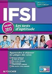 IFSI les tests d'aptitude Concours 2013
