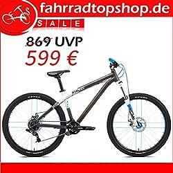 NS Bikes 'Mountain Bike Aluminio Bicicletas Clash Fun Bike 26SRAM X4Trigger 8Spd RH: L