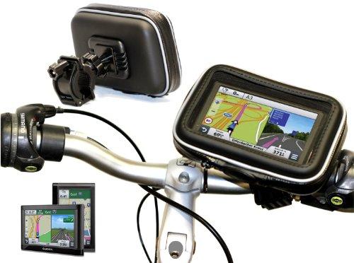 Navitech wasserfeste Fahrrad-Halterung und Tasche für Smart Phones & Handys inkl HTC One X, HTC One XL, HTC One V, HTC One S, und Samsung Galaxy S2, S3, Ace und Ace 2 -