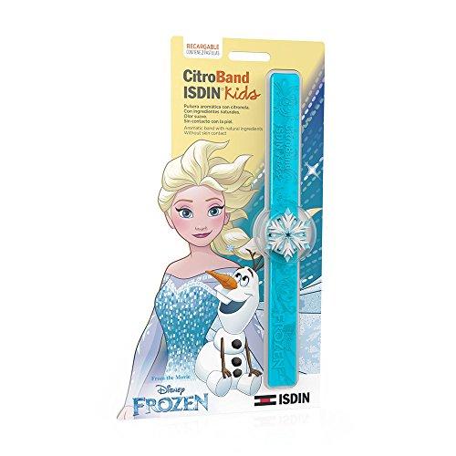 ISDIN CitroBand Kids Disney Frozen Pulsera de Citronela - 1 Unidad