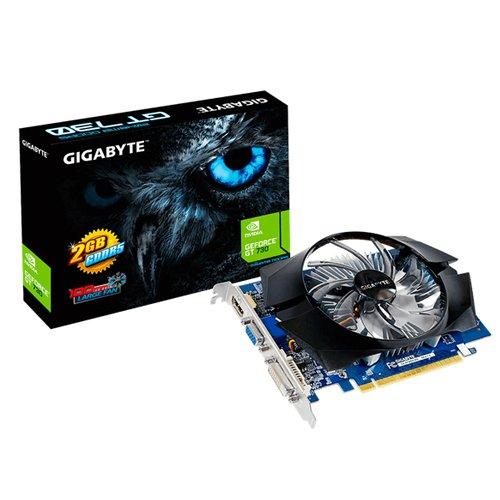 GIGABYTE-GeForce-GT-730-2048MB-GDDR5-64bit-PCI-E-20-D-Sub-Dual-Link-DVI-D-HDMI-aktiv