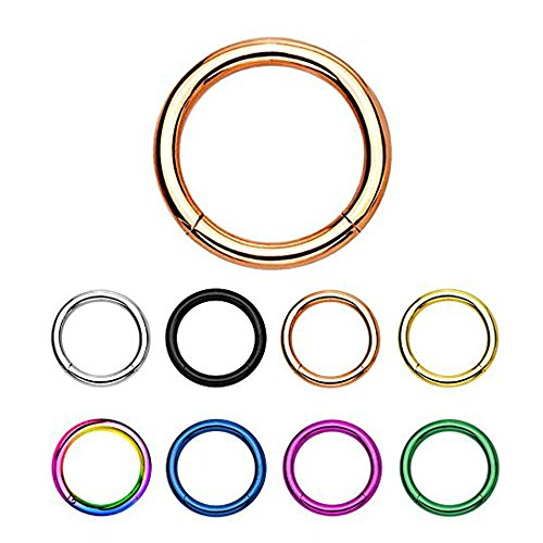 eeddoo Stahl - Segment Clicker 2,0 mm 10 mm