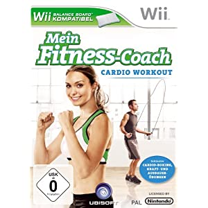 Mein Fitness Coach – Cardio Workout