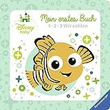 Disney Baby Mein erstes Buch Findet Nemo: 1 · 2 · 3 Wir zählen