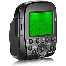 Neewer TTL HSS 2.4G 16 Canali Wireless Flash Trigger Trasmettitore per Sony Fotocamera con Nuovo Mi Hot Shoe come A77II A7RII A7R A58 A99 A6000 e NW630 Flash Speedlite