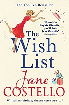The Wish List by [Costello, Jane]