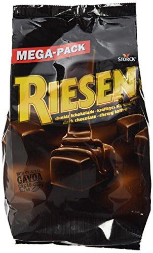 Riesen - Kräftiges Karamell umhüllt von dunkler Schokolade für eine kleine Pause vom stressigen Alltag - (1 x 900g Beutel)
