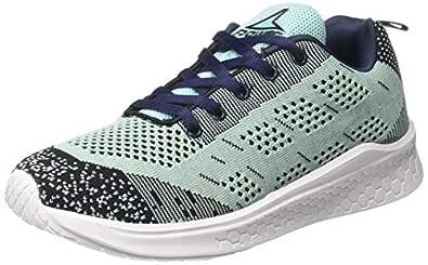 Power Women's Mills Green Running Shoes-3 UK (36 EU) (5399016)