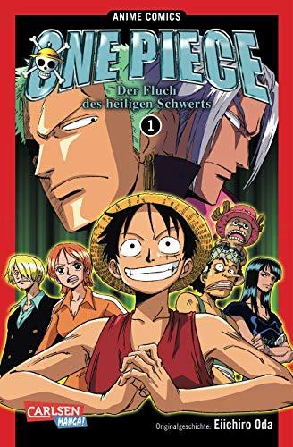 One Piece: Fluch des heiligen Schwerts, Band 1