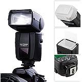 K&F KF-590 EX-N TTL i-TTL Sans fil Trigger Déclencheur Flash Speedlite Lumière Lampe pour Nikon D7000 D5100 D3200 D200