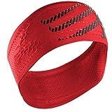 Compressport Headband On/Off - Cinta de cabeza unisex, talla única