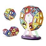 Keten Magnetische Bausteine 52 Teile-...