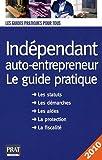 Indépendant, auto-entrepreneur - Le guide pratique 2010
