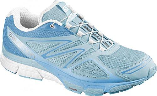 Salomon Schuhe Damen x-scream 3d Air/White/Blue Line Size UK 5.5EU (Mags Schuhe Air)