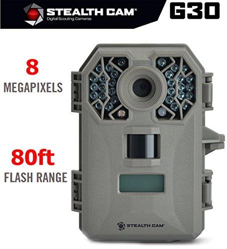 Stealth Cam 8MP 30IR Spiel Kamera (Cam Gsm-stealth)