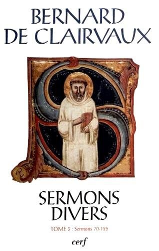 Sermons Divers par Bernard de Clairvaux