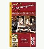 Herzlich eingeladen! MOERS - Gutscheinbuch (gültig bis 29.02.2020)